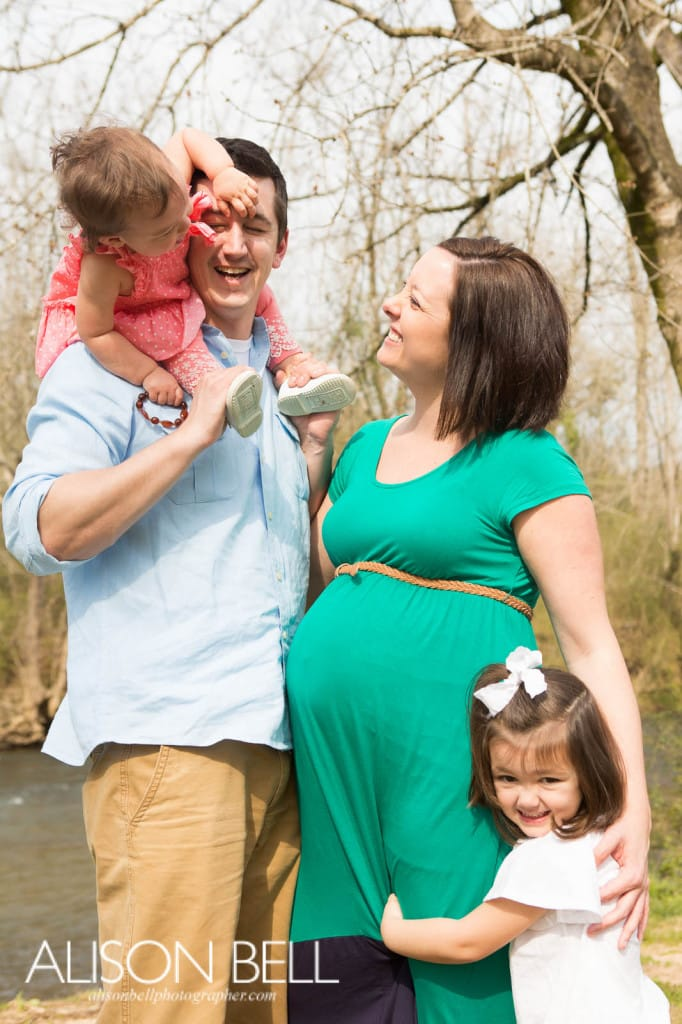 family, kids, baby, maternity photography