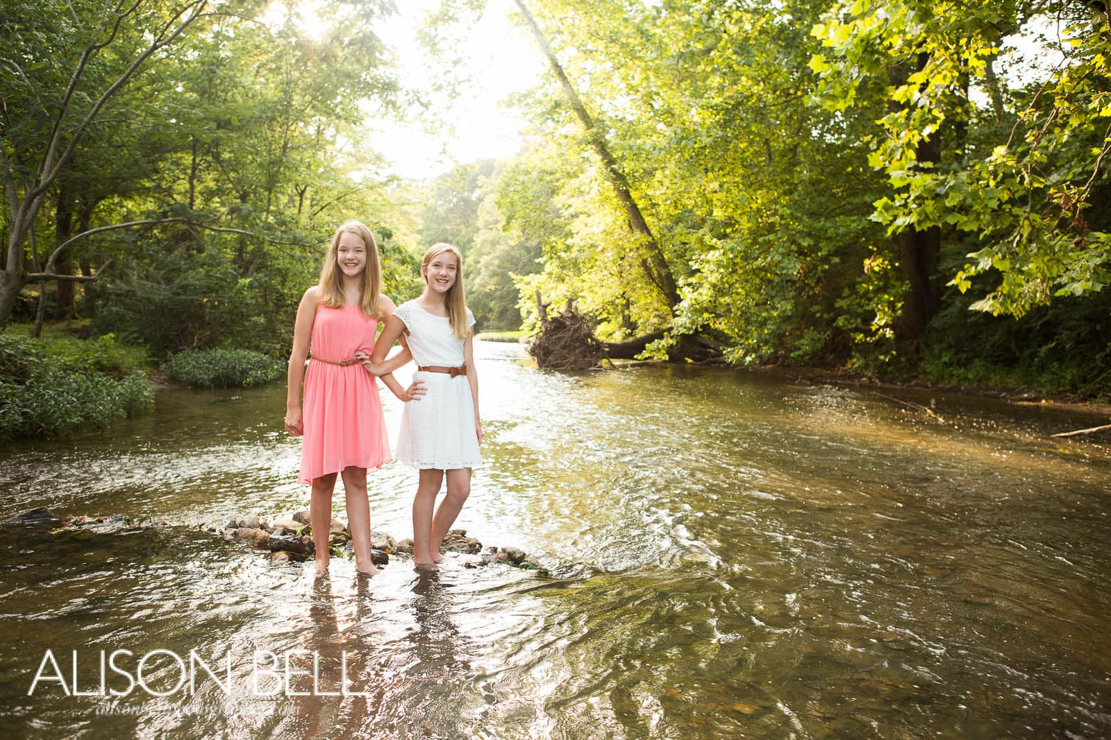 Buck Creek, teen, helena, Old Town, Alabama, child Photographer, Teen Photographer | Alison Bell