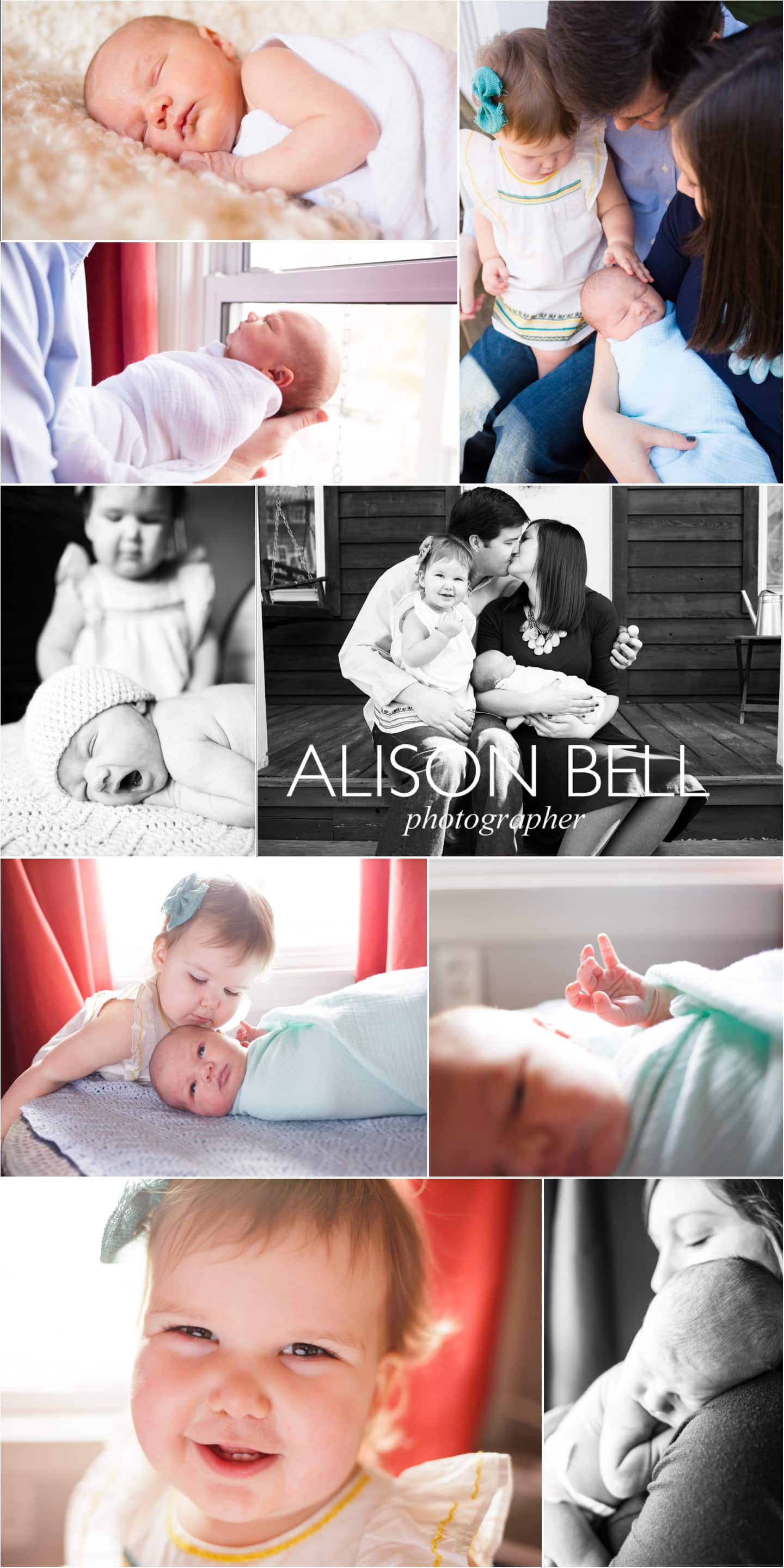 Alison Bell Photographer, in home new born session, helena, alabama, family, photogrpahy