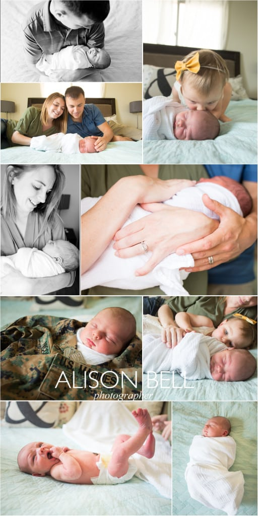 newborn, off base, okinawa, kin, japan, Marines, USMC, sibling, family toddler, dog