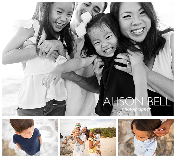 beach, half priced session, alison bell, family, child, baby