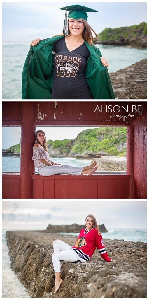 Senior, Okinawa, Kadena High School, Kubasaki High school, Torrii, beach, water