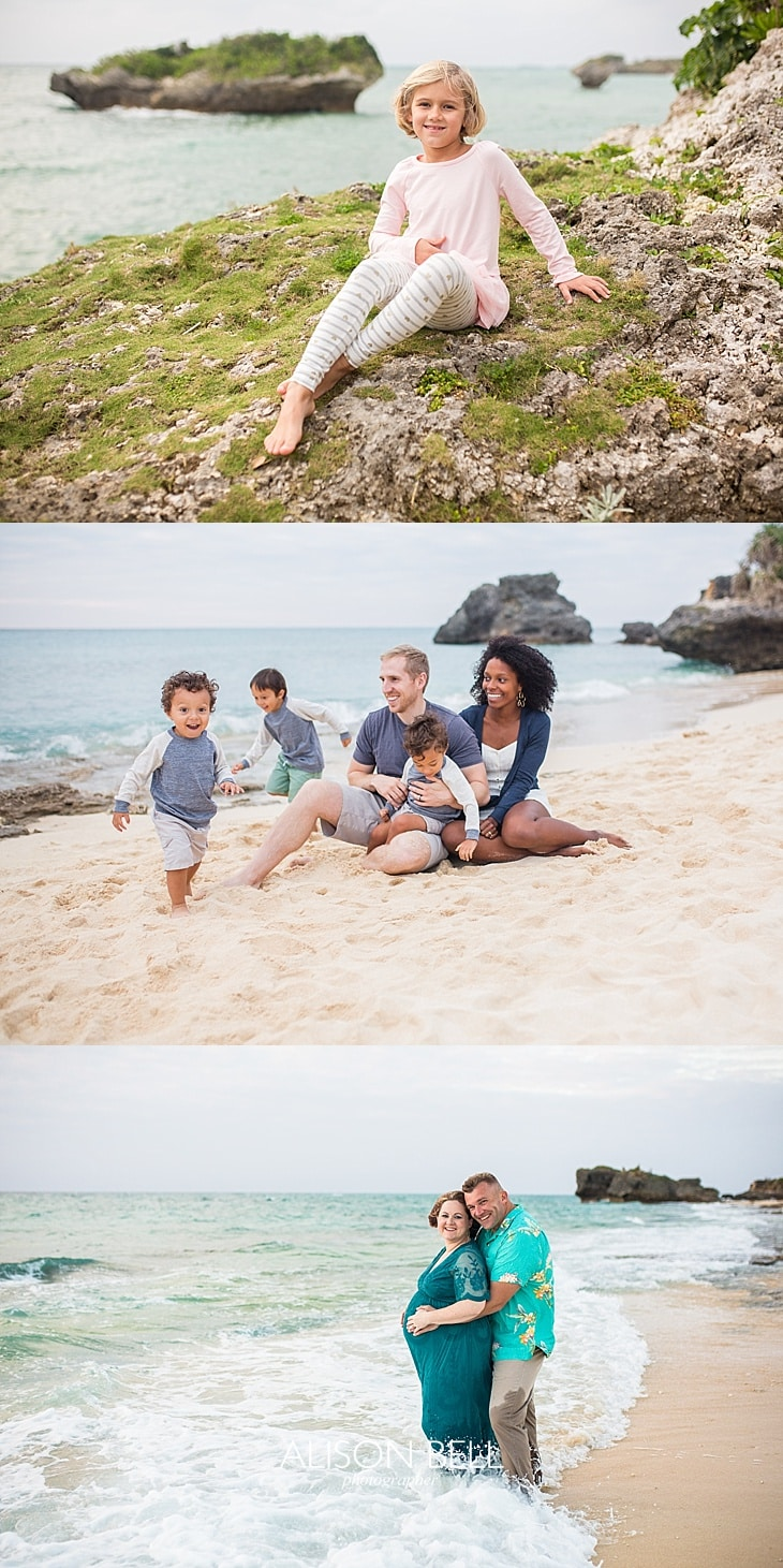 Pre PCS Photo session in okinawa, japan with Alison bell photographer book now